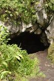 Cueva de Waianapanapa Foto de archivo libre de regalías