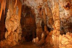 cueva del波多里哥viento 库存图片