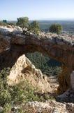 Cueva del arco Fotografía de archivo libre de regalías