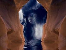 Cueva del desierto
