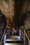 Cueva del paraíso, patrimonio mundial, Phong Nha, Vietnam Fotografía de archivo libre de regalías