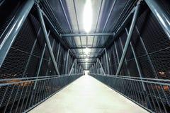 Cueva del puente Imagen de archivo