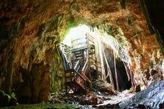 Cueva Del Viento - Puerto Rico Fotografia de Stock Royalty Free