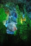 Cueva en Guilin, China Imagen de archivo
