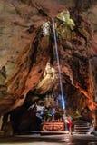 Cueva en Hanoi, Vietnam Imagen de archivo libre de regalías