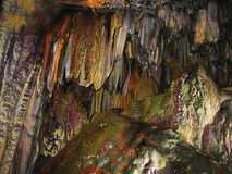 Cueva en Sant Miquel del Fai Fotos de archivo libres de regalías