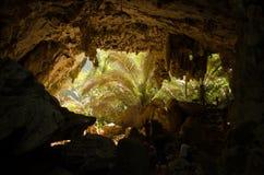 Cueva en Tailandia Fotos de archivo