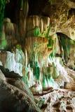 Cueva en Tailandia Imagen de archivo libre de regalías