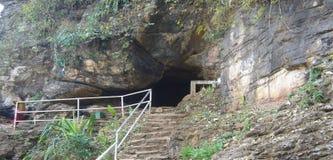 Cueva Nepal de Sidddha Imágenes de archivo libres de regalías