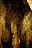 Cueva nupcial fotografía de archivo
