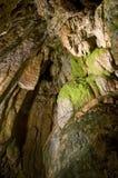 Cueva profunda Imagenes de archivo