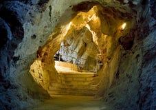 Cuevas Fotos de archivo libres de regalías