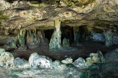 Cuevas de Aruba Imagen de archivo libre de regalías