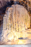 Cuevas de Cango en Oudtshoorn Suráfrica Fotografía de archivo libre de regalías