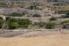 Cuevas de Domboshawa Imagen de archivo libre de regalías