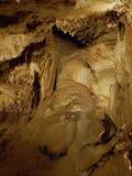 Cuevas de la estalactita de Koneprusy foto de archivo libre de regalías
