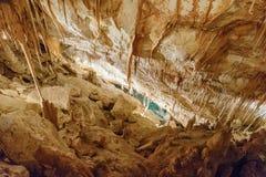 Cuevas de Oporto Cristo Imagenes de archivo
