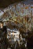 Cuevas de Postojna foto de archivo libre de regalías