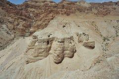 Cuevas del desfile de mar muerto Imagenes de archivo