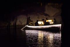 Dragon Caves in Porto Christo Mallorca. stock image