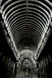 Cuevas del ellora de la cueva de Vishvakarma en el maharashtra la India Imagenes de archivo