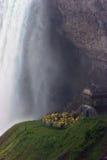 Cuevas escénicas, Niagara Falls imagen de archivo