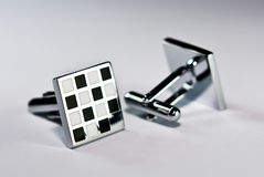 Cuff links Royalty Free Stock Photography