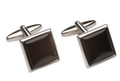 Cuff links 2 Stock Photo