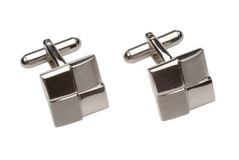 Cuff links 3 Royalty Free Stock Image