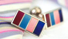 Cuff-Links Stock Images