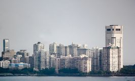 Cuffe Parade, Mumbai, India Royalty Free Stock Image