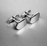 Cufflink Royalty Free Stock Photos