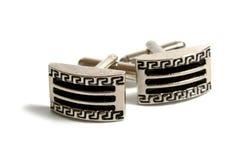 cufflinks Obrazy Stock