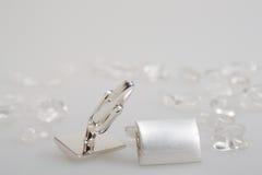 cufflinks 2 Стоковые Изображения