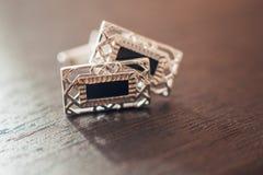 Cufflinks Zdjęcie Royalty Free