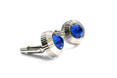 Cufflinks Royalty Free Stock Images