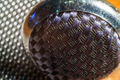 Cufflinks close-up stock fotografie