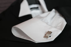 Cufflinks Stock Photography