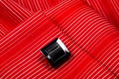 Cufflinks koszula rękaw Obraz Stock
