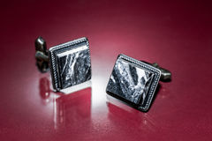 cufflinks Royalty Free Stock Image