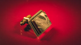 Cufflinks Royalty Free Stock Photography