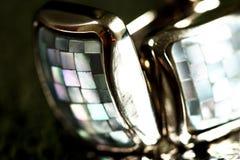 cufflinks wielcy Zdjęcia Royalty Free