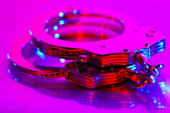 Cuffs Stock Photography
