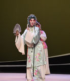 """Cui Yingying 's disease-Kunqu Opera """"the West Chamber"""". In May 17, 2015, the Suzhou Kunqu opera classic Kunqu Opera Xixiangji staged in nanchang.The world's Stock Photo"""