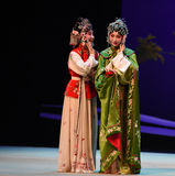 "Cui Yingying 's disease-Kunqu Opera ""the West Chamber"" Stock Photo"