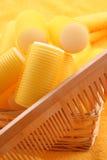 Cuidado de cabelo foto de stock