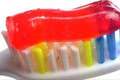 Cuidado de dientes Fotos de archivo libres de regalías