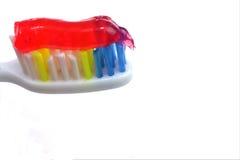 Cuidado de dientes Fotografía de archivo libre de regalías