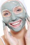 Cuidado de la piel Foto de archivo libre de regalías
