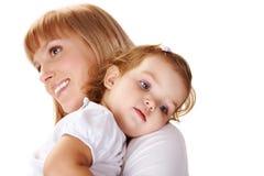 Cuidado de niños Imagen de archivo libre de regalías